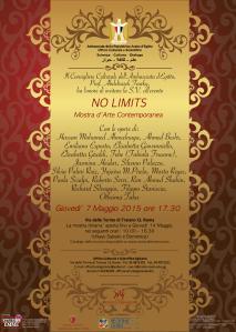 Locandina/Invito No Limits