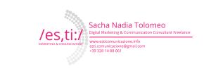 Logo sacha con email